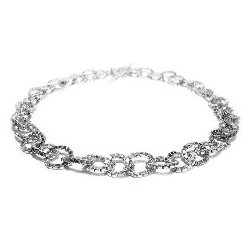 Chain-Chain glam-Collier
