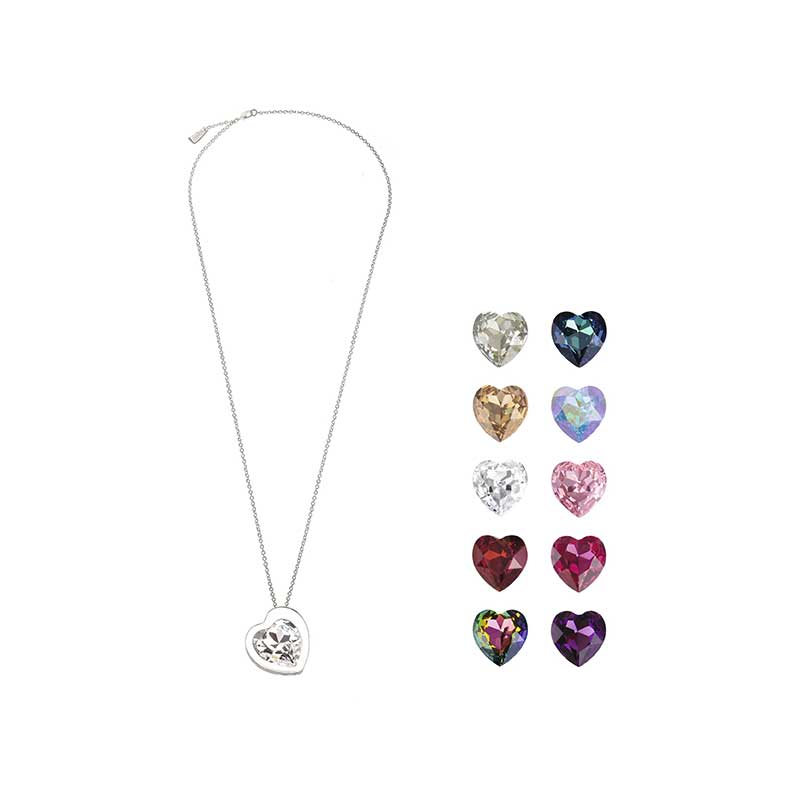 """""""open heart"""" instant customizable collection"""