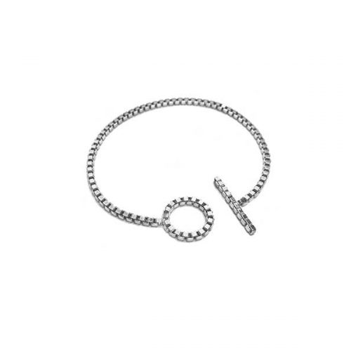 chain-chain puristisches Armband